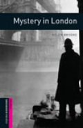 Mystery in London(Bookworms Starter)