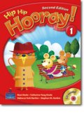 Hip Hip Hooray 2nd Edition 1 Student Book with CD