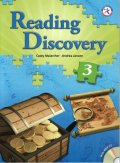 Reading Discovery 3 Student Book with MP3 CD