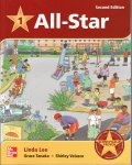 All Star 1 Student Book with Work-out CD-ROM 2nd edition