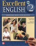 Excellent English Level 2 Student Book with Audio CD