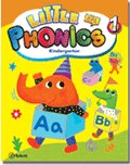 Little Phonics 1 Student Book w/CD