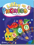 Little Phonics 3 Student Book w/CD