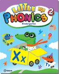 Little Phonics 2 Student Book w/CD