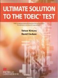 Ultimate Solution to the TOEIC Test