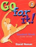 Go for it (2nd) Level 2 Student Book