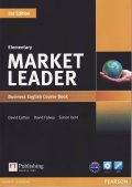 Market Leader Elementary 3rd Edition Coursebook with DVD-ROM