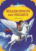 Level1:Bellerophon and Pegasusベレロフォンとペガサス