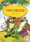 Level1:Two Frogs京都のかえると大阪のかえる
