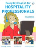 Everyday English for Hospitality Professionals Student Book w/Audio CD