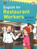 English for Restaurant Workers 2nd edition Student Book w/Audio CD