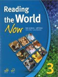 Reading the World Now 3 Student Book w/MP3 CD