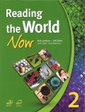 Reading the World Now 2 Student Book w/MP3 CD