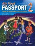 My First Passport 2nd edition 2 Student Book