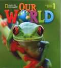 Our World 1 Student Book with CD-ROM