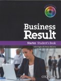 Business Result Starter Student Book Pack and DVD-ROM