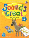 Sounds Great 3 Student Book with Hybrid CD
