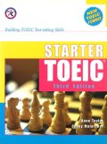Starter TOEIC 3rd edition Student Book w/Removable answer key and MP3 CDs