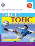 Target TOEIC 2nd edition Student Book w/Removable answer key and MP3 CDs