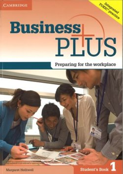 画像1: Business PLUS  Level 1 Student's Book
