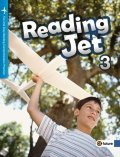 Reading Jet 3 Student Book with CD