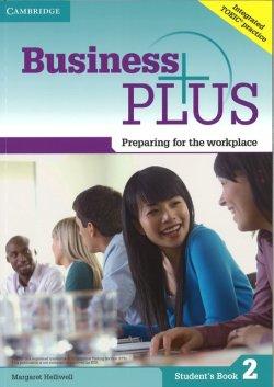 画像1: Business PLUS  Level 2 Student's Book