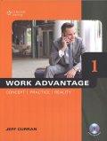 Work Advantage 1 Student Book w/MP3 CD