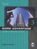 Work Advantage 3 Student Book w/MP3 CD