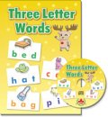 Three Letter Words Student Book with CD