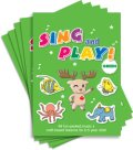 Sing and Play! Green Workbook Pack (5冊入り、CDなし)