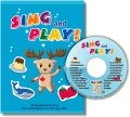 Sing and Play! Blue Craft Book with CD