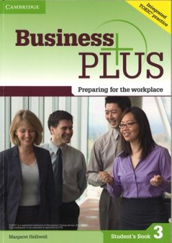 画像1: Business PLUS  Level 3 Student's Book