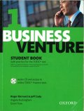 Business Venture 3rd edition level 1 Student Book with CD