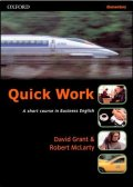 Quick Work Elementary Student Book