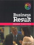 Business Result Advanced Student Book Pack and DVD ROM