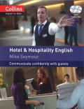 Hotel & Hospitality English Student Book w/CDs