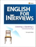 English for Interviews Student Book w/Audio CDs