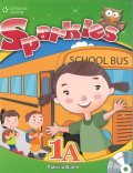 Sparkles 1A Student Book with Workbook and MP3 Audio