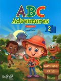 ABC Adventures 2 Student Book with Hybrid CD
