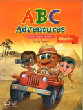 ABC Adventures Starter Student Book with Hybrid CD