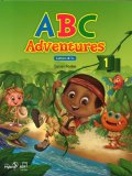 ABC Adventures 1 Student Book with Hybrid CD