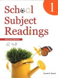 School Subject Reading 2nd Edition level 1 Student Book with Workbook and Hybrid CD