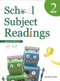 School Subject Reading 2nd Edition level 2 Student Book with Workbook and Hybrid CD