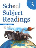 School Subject Reading 2nd Edition level 3 Student Book with Workbook and Hybrid CD