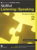 Skillful Listening & Speaking Level 2 Student's Book & Digibook