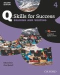 Q Skills for Success 2nd Edition Reading & Writing  level 4 Student Book with IQ online