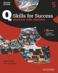 Q Skills for Success 2nd Edition Reading & Writing  level 5 Student Book with IQ online