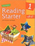 Reading Starter 3rd Edition level 1 Student Book with Workbook and audio CD