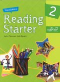 Reading Starter 3rd Edition level 2 Student Book with Workbook and audio CD
