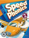 Speed Phonics 2 Student Book w/Workbook,Audio CD,Digital CD,and flashcards